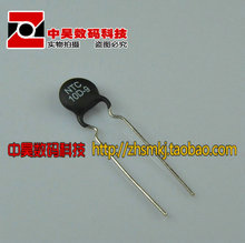 10pcs / lot NTC10D-9 10D-9 thermistor