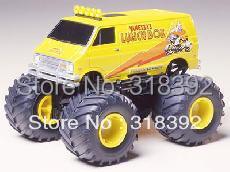 Tamiya 17003 1/32 Wild Mini 4WD Series No.3 Lunch Box Junior kit TAMIYA 1:32 self-Assembly plastic car low shipping fee boy toy