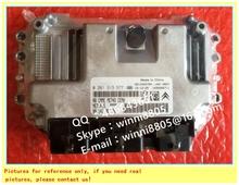 For Citroen Peugeot 206 207 307/Elysee 301 car engine computer/ECU/Electronic Control Unit / 0261S13577/9814185180/Trip computer(China (Mainland))