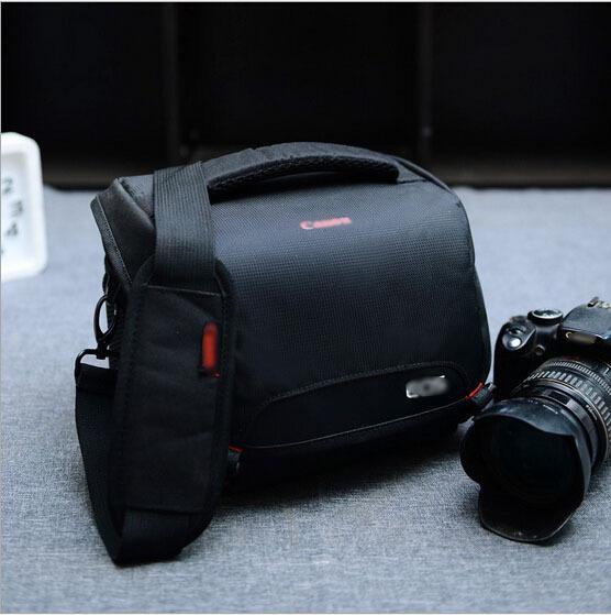 Camera Video Bag For Canon 600D 70D100D 650D 60 Shoulder Strap 700D Camera Bags For Canon Eos Fashion Unique Design High Quality(China (Mainland))