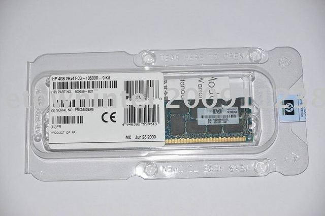 500662-b21 DDR3 REG server ram for HP server,original ram,bulk package,fast shipping,best discount