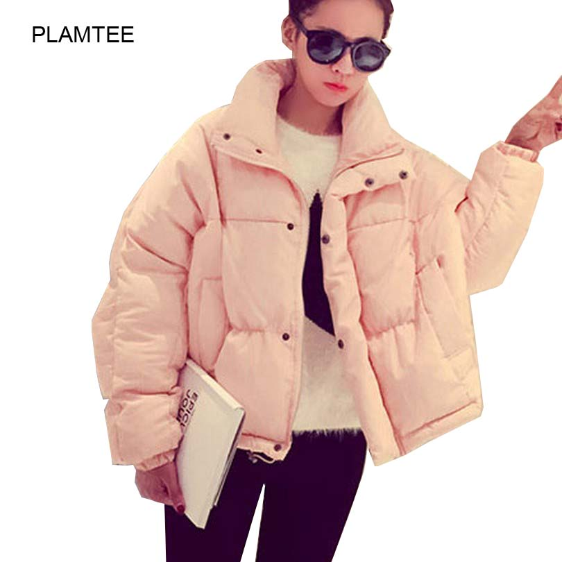 Online Get Cheap Pink Ladies Winter Jacket -Aliexpress.com