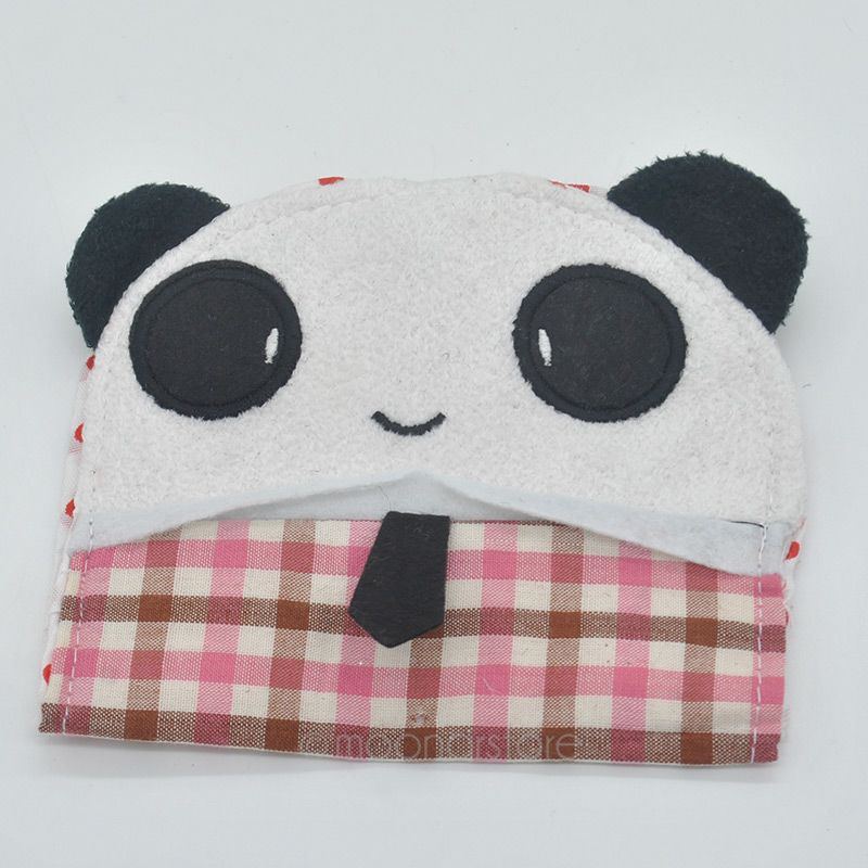 1 Pcs Nice Lovely Cartoon Animal Shape Sanitary Napkin Bags Sanitary Towel Storage Bag Pouch JL*JJ0135*50(China (Mainland))