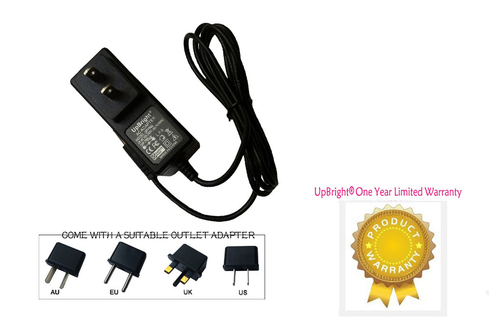 UpBright New AC / DC Adapter For Royal 2-MB4990-000 2-MB4990000 Class 2 Transformer Fit Dirt Devil Cordless Power Supply Charger(China (Mainland))
