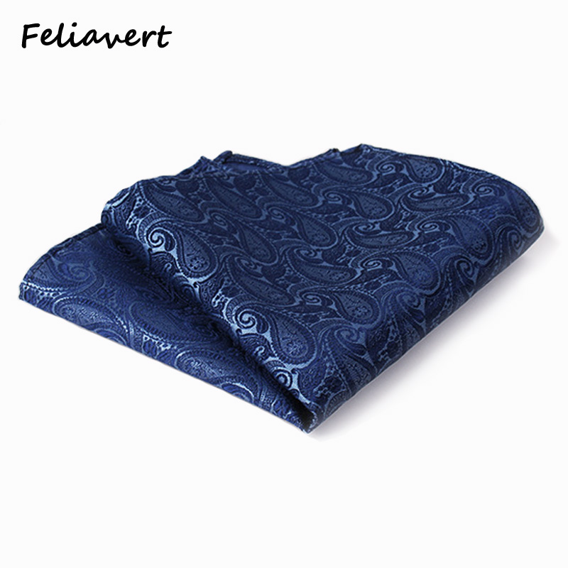 Fashion Men's Suits Handkerchiefs Woven Floral Printing Pocket Square Hankies Mens Business Casual Square Pockets Hanky 26*26cm(China (Mainland))