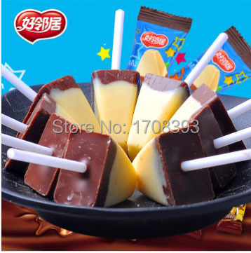 Creamy and more with free shipping fruit 128g chocolate bar candy lollipops bulk snack ideas for children imported china food<br><br>Aliexpress