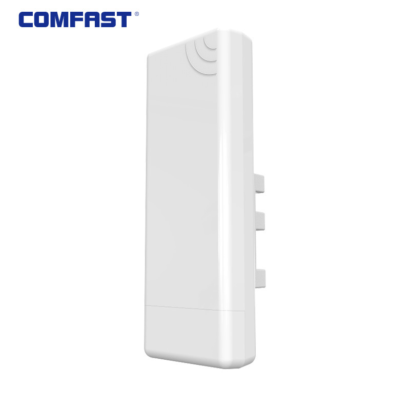 WIFI repeater 5km long coverage Outdoor waterproof  antenna CPE COMFAST CF-E214N wireless poe cpe access point  free shipping(China (Mainland))