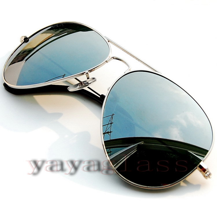 Double sun glasses large sunglasses mercury mirror sunglasses deceleration sunglasses 3025