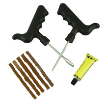 NewlyDesign Car Bike Auto Tubeless Tire Tyre Puncture Plug Repair Tool Kit  Nice Selling(China (Mainland))