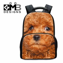 Buy Dispalang Cute Backpacks College Dog Back Pack Ultralight Backpacking High School Personalized Bookbag Girls Mochila for $29.99 in AliExpress store