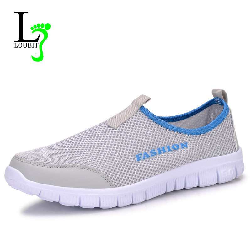 Men Shoes Outdoor Breathable Shoes Fashion 2015 Summer Comfortable Sapato Brand Sport Men Shoes 38-46(China (Mainland))