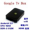 Google TV BOX Google TV Android 2.2 Internet Box freeshipping DHL(China (Mainland))