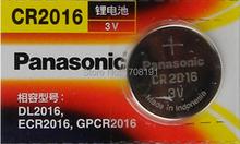 10 шт. / много для Panasonic CR2016 3 V литий-ионный пуговица аккумулятор для Panasonic CR2016 аккумулятор с 5 год жизни