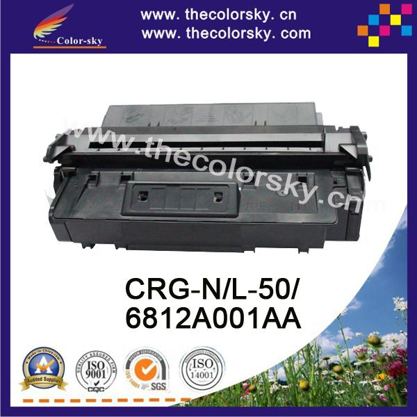 (CS-CRGN) BK print top premium toner cartridge for canon L-50 6812A001AA D-761 D-780 D-860 D-861 D-880 (6000 pages) Free FedEx<br><br>Aliexpress