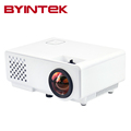 BYINTEK ML218 New Home Theater Projector HDMI USB 1080P HD Cinema Portable mini LCD LED PC