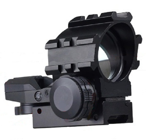 Tactical Red and Green Dot Holographic Sight with quick release SIGHT MARK Reflex Sight 4 Patterns