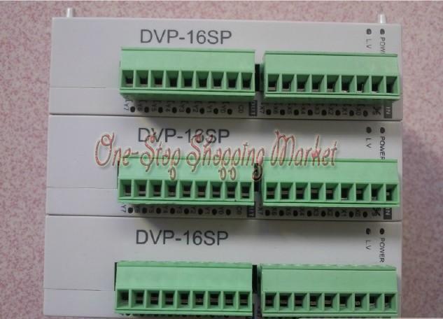 Фотография Original PLC 16DO transistor output Digital Module DVP16SN11T