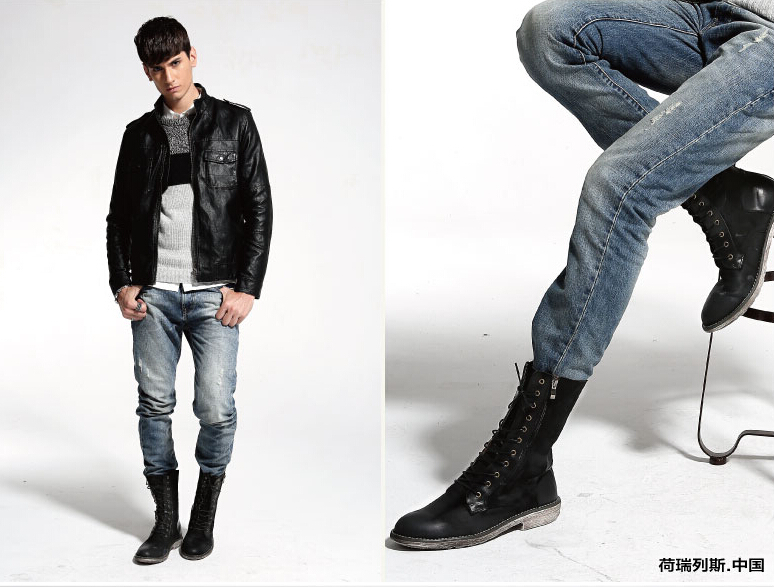Tall boots mens – Shoe models 2017 photo blog