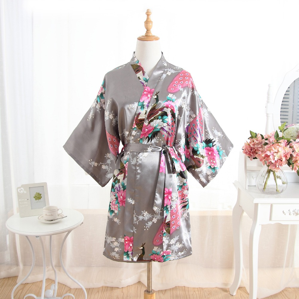 Kimono robe wedding
