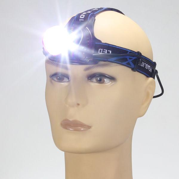 2000 Lumens CREE XM-L XML T6 LED Headlamp Headlight Flashlight Head Lamp Light + car Charger Hunting Camping - Shenzhen dualwin lighting Technology Co., Ltd store