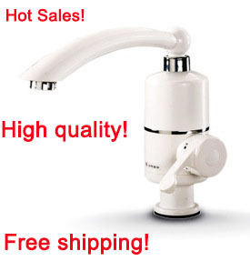 Гаджет  Fast speed heat hot and cold dual 3s instant hot water faucet heater without water tank and hot water kitchen bath faucet 3kw None Бытовая техника