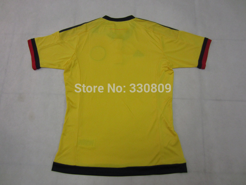 Columbia Football Shirt Colombia Shirt Football
