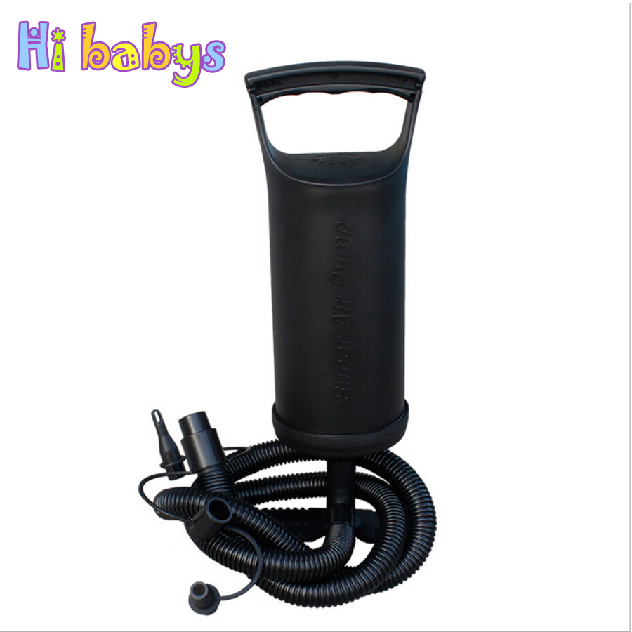 Outdoor Portable Inflatable Boat Pump Swim Ring Pump Swimming Pool Small Air Pump For Inflatable