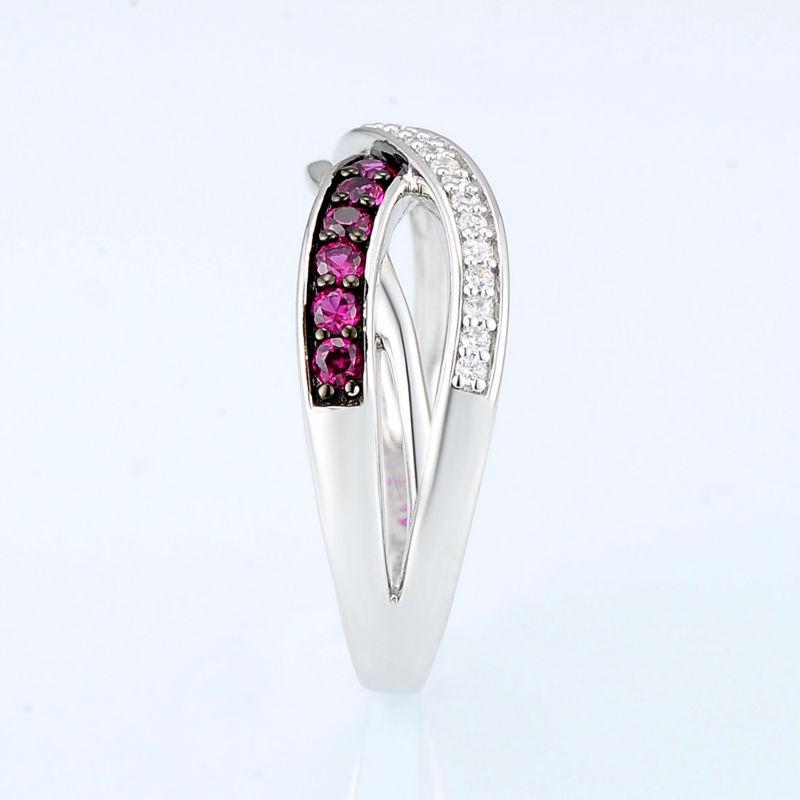 R304249SCRZSK925-SV3-Silver Ring