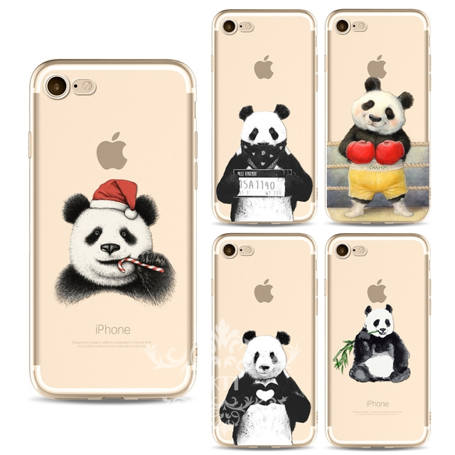 Buy Kung Fu Panda for iphone 4S 5S 5C SE 6S 7 PLUS Samsung S3 S4 S5 S6 S7 IPOD Touch 4 5(China (Mainland))