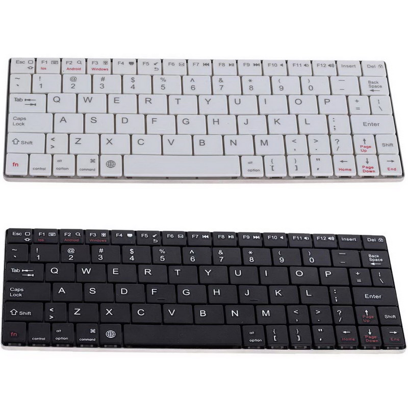 FW1S New Arrival Aluminum Ultra Slim Bluetooth 3.0 Mini Wireless Bluetooth Keyboard for Windows Android IOS PC(China (Mainland))