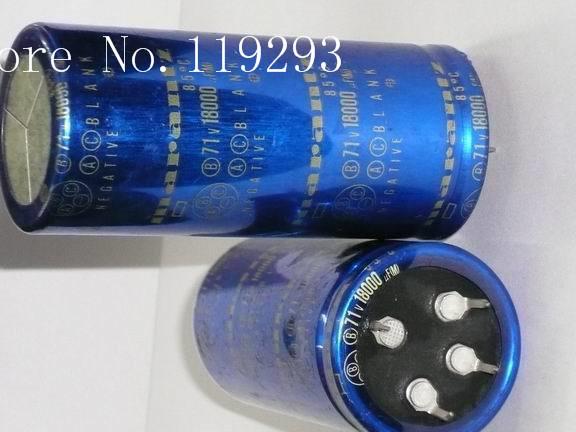 [BELLA]marantz Marantz Japan ELNA custom 18000UF 71V super good stuff in stock wholesale--5pcs/lot(China (Mainland))