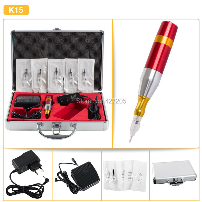 Classical Complete Set Multifunctional Kit Permanent Makeup Machine Kit Rotary Tattoo Machine Kit Free Shipping<br><br>Aliexpress