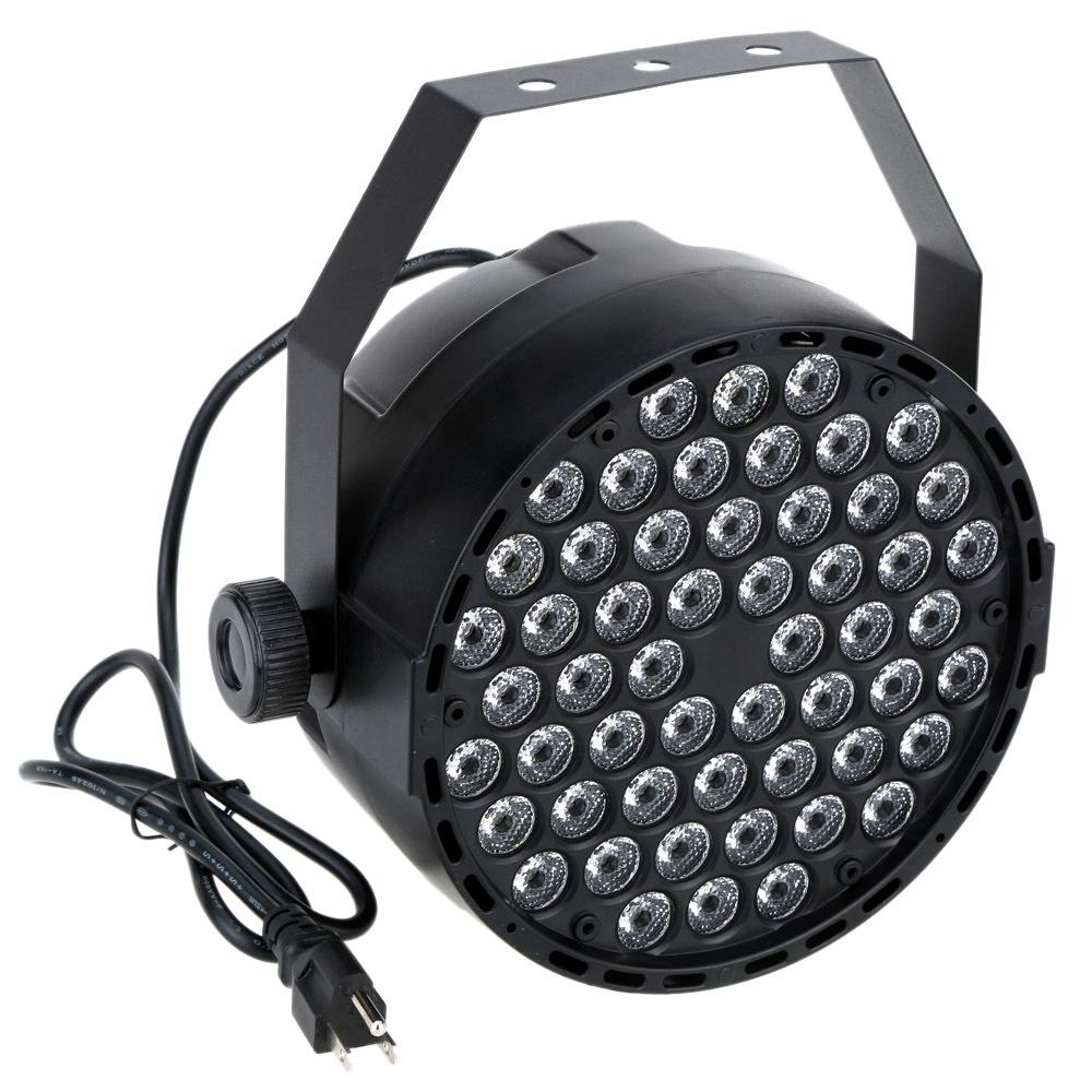 buy new led par light dmx 512 rgbw led stage par lights strobe professional 8. Black Bedroom Furniture Sets. Home Design Ideas