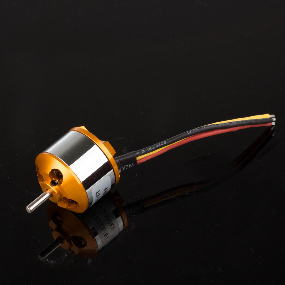RC 2200KV Brushless Motor 2212-6 + 30A ESC + Free Mount for RC Plane Helicopter(China (Mainland))