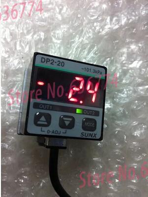 Фотография Digital pressure gauge pressure sensor DP-20