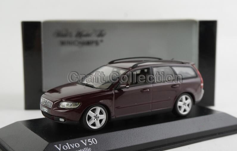 VOLVO V50 Wagen 1:43 Alloy Model Diecast Cars Toy Vehicles Limited Edition Craft(China (Mainland))