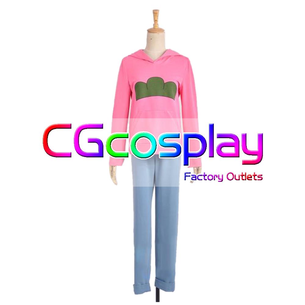 Free Shipping Cosplay Costume Osomatsu-San Todomatsu Matsuno Hoodie Pants New in Stock Retail / Wholesale Halloween ChristmasОдежда и ак�е��уары<br><br><br>Aliexpress