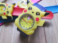2015 New fashion style Pokemon slap watches 1pcs