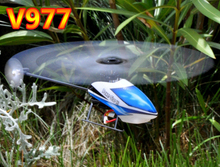 Original WLtoys V977 Power Star X1 6CH 3D Brushless Flybarless RC Helicopter RTF 2.4GHz w/6-axis Gyro (In stock)