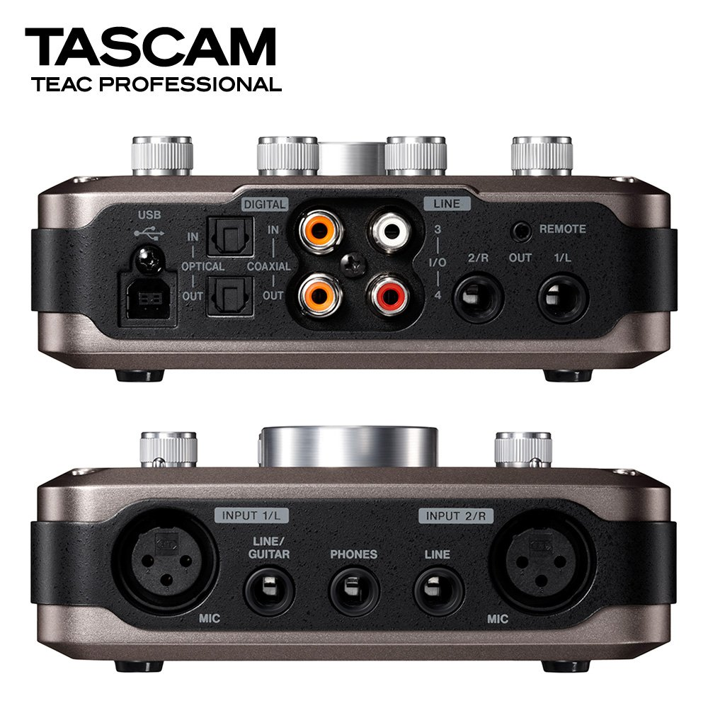 Original TASCAM US-366 US366 professional USB audio interface recording sound card with microphone amp(China (Mainland))