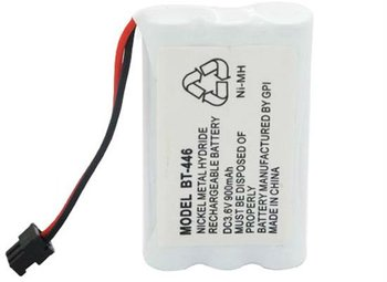 BT446 Ni-MH 3.6V 900mAh 5/4 AAA rechargeable batteries  Packs/Cordless Phone Battery for Uniden