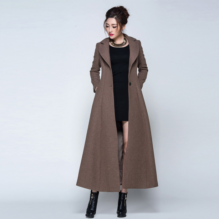Female Long Coats - JacketIn