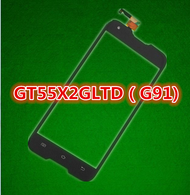 100% tested For LAND ROVER G91 (GT55X2GLTD) Touch Screen Digitizer Glass Panel sensor lens glass Not LCD Mobile Phone(China (Mainland))