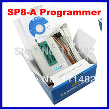 Buy Free High Speed USB Professional Programmer EEPROM FLASH ISP SP8-A, 40 Pins 24 25 93 S for $29.60 in AliExpress store