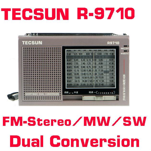 Tecsun R-9710 FM / MW / SW с