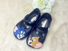 Mini Melissa Jelly Sandals For Baby Girls&Boys Children Summer Cute Minnie&Mickey Cartoon Beach Shoes 2015 Infantil Sandalia 04(China (Mainland))
