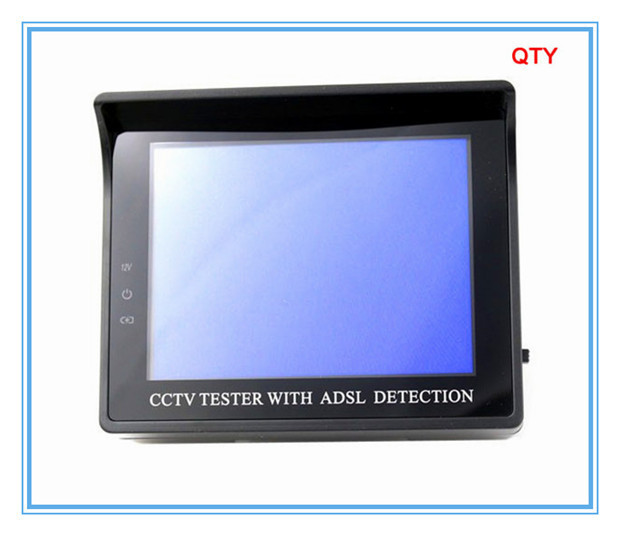 Гаджет  3.5 Inch CCTV Security Tester With ADSL Detection Engineering Treasure Video Monitor Tester HD LCD Monitor 3506 None Безопасность и защита