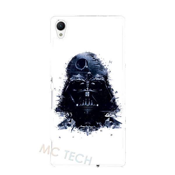 Popular Star Wars Cover Case for iPhone 4 4S 5 5S 5C 6 6S Plus Sony Xperia Z Z1 Z2 Z3 Z4 Z5 Mini C C3 C4 M2 M4 M5 T2 T3 E4(China (Mainland))