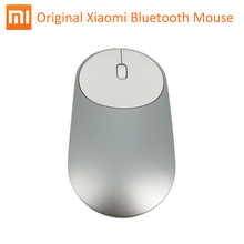 Buy XMSB01MW Original Xiaomi Mi Bluetooth 4.0 Portable Wireless Mouse Optical RF 2.4GHz Dual Mode Connect Gaming Gamer Computer for $15.59 in AliExpress store
