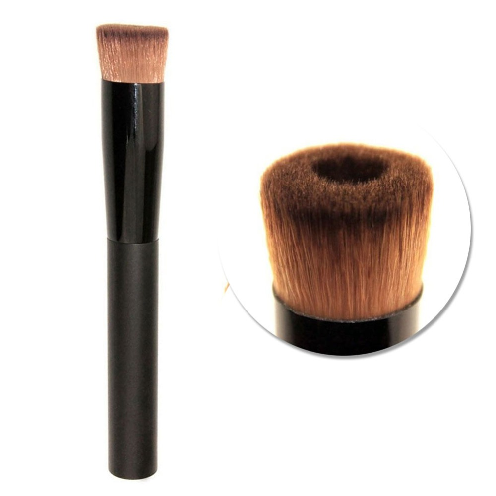 brochas maquillaje Cosmetic Tool Professinal Liquid Foundation Brush Makeup Brushes